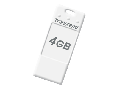 Transcend JetFlash T3 (4GB, white)