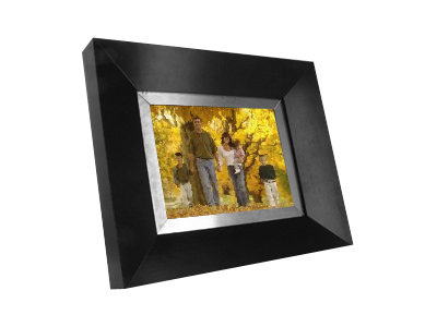Cagic 8.4-inch Digital Photo Frame (black)