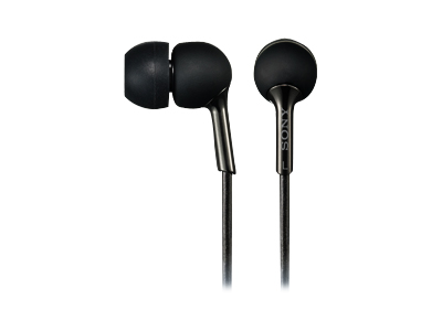 Sony MDR-EX55LP High Performance (Black)
