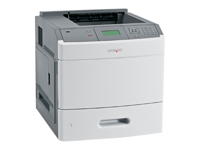 Lexmark T654n - printer - monochrome - laser