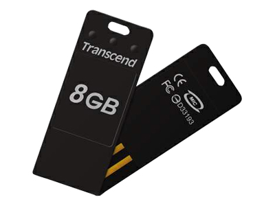 Transcend JetFlash T3 (8GB, black)