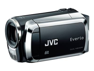 JVC Everio GZ-MS120 (Black)