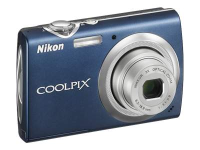 Nikon CoolPix S230 (Night Blue)