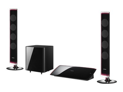 Samsung HT-BD7200 - home theater system