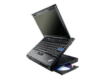 "Lenovo ThinkPad X201 3323 - 12.1"" - Core i7 620M - Win 7 Pro 64-bit - 4 GB RAM - 320 GB HDD - with X200 UltraBase"
