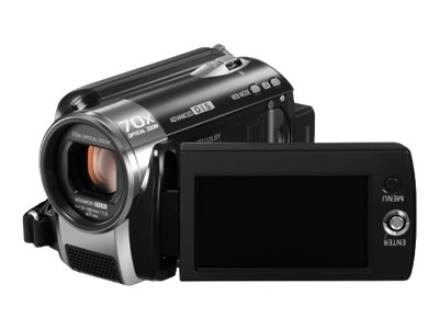 Panasonic SDR-H80 (Black)