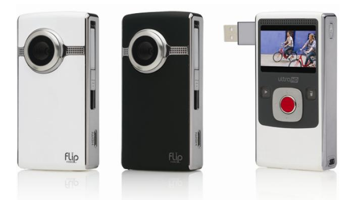 Flip UltraHD video camcorder