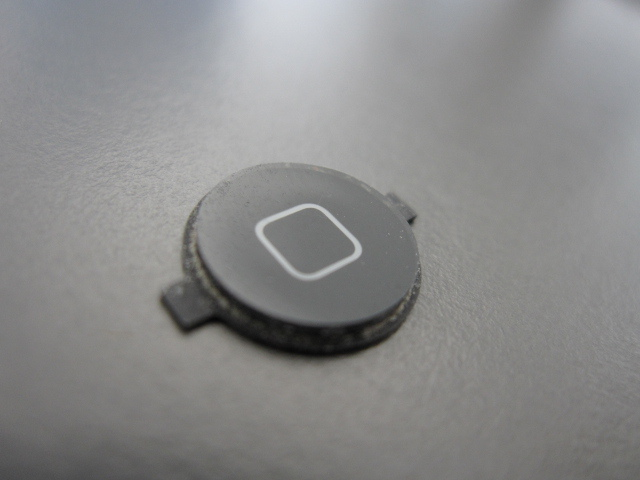 Apple's home button.