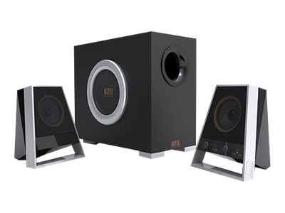 Altec Lansing VS2621 - speaker system - For PC - wired