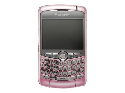 BlackBerry Curve 8310 - BlackBerry smartphone - GSM - TFT - pink