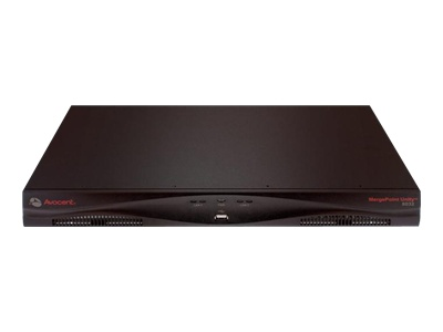 Avocent MergePoint Unity KVM over IP and Serial Console Switch 2032DAC - KVM switch - 32 ports - desktop