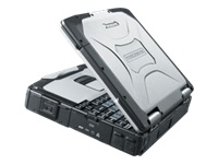 "Panasonic Toughbook 30 - Core 2 Duo SL9300 / 1.6 GHz - Windows 7 Professional / XP Professional downgrade - pre-installed: Windows XP - 2 GB RAM - 160 GB HDD - 13.3"" 1024 x 768 - Intel GMA 4500MHD - 3G with Toughbook Preferred"