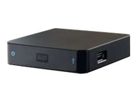 WD TV Mini WDBAAM0000NBK - digital AV player