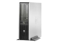 HP Compaq Business Desktop dc5800 - Core 2 Duo E7300 2.66 GHz - Monitor : none.