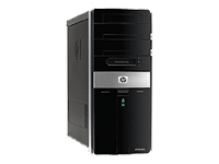 HP Pavilion Elite m9150f - Core 2 Quad Q6600 2.4 GHz - 3 GB - 720 GB