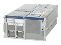 Sun SPARC Enterprise M4000 - SPARC64 VII 2.4 MHz - Monitor : none.
