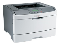 Lexmark E360dn - printer - monochrome - laser