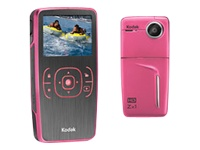 Kodak Zx1 HD Pocket Video Camera (pink)