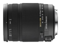 Sigma telephoto zoom lens - 18 mm - 250 mm