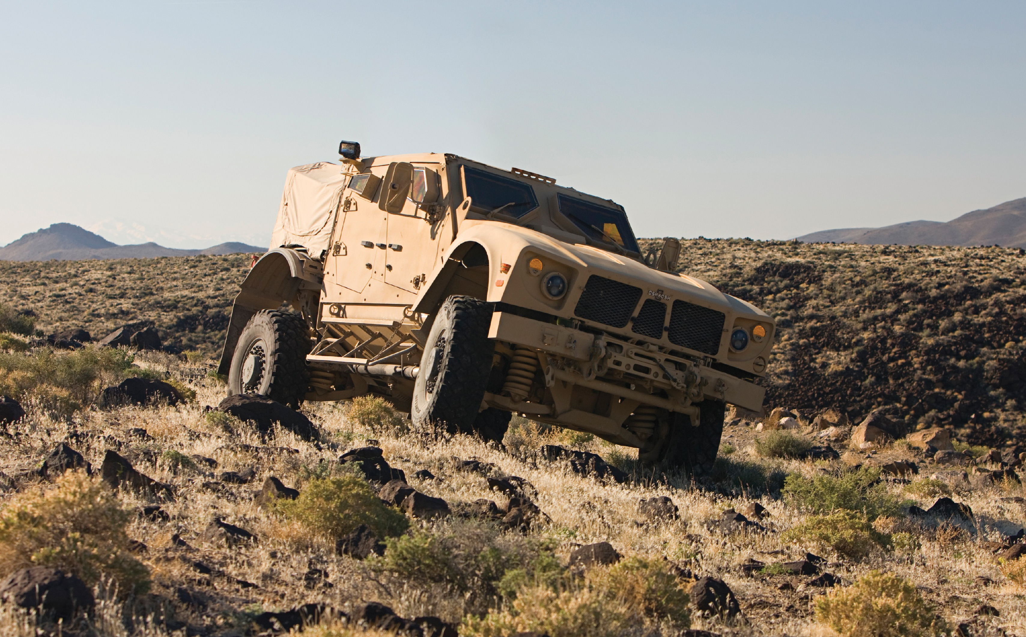 Oshkosh Defense M-ATV