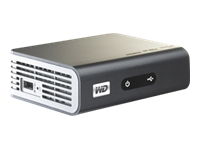 WD TV Live HD (fall 2009)
