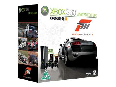Microsoft Xbox 360 Elite (120GB) Forza Motorsport 3 Bundle