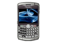 BlackBerry Curve 8310 - BlackBerry smartphone - GSM - TFT