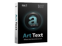 Art Text - complete package
