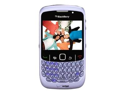 BlackBerry Curve 8530  - smoky violet (Verizon Wireless)