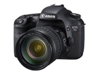 Canon EOS 7D (with 28-135mm Lens, Black)