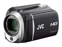 JVC Everio GZ-HD500 Camcorder (Black)