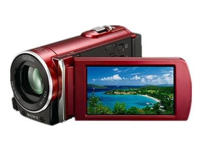 Sony Handycam HDR-CX150 (Red)