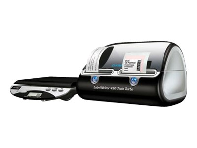 DYMO Desktop Mailing Solution Twin Turbo LabelWriter & Scale