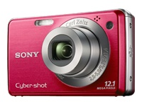 Sony Cyber-shot W230 (Red)