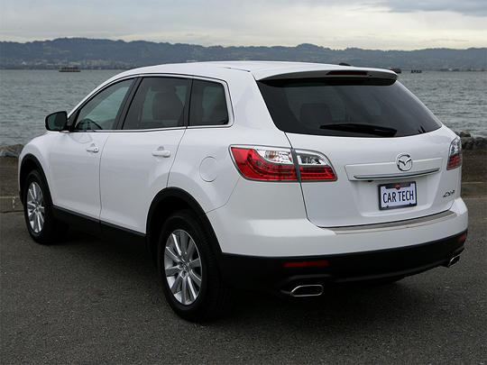 2010 mazda cx 9 photos cnet. Black Bedroom Furniture Sets. Home Design Ideas