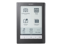 Sony Reader Touch Edition PRS-600BC (black)