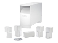 Bose Acoustimass 10 Series IV (white)