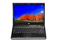 "Fujitsu LIFEBOOK P770 - Core i7 640UM / 1.2 GHz - Windows 7 Professional / XP Professional downgrade - pre-installed: Windows 7 - 2 GB RAM - 160 GB HDD - DVD SuperMulti DL - 12.1"" wide 1280 x 800 - Intel HD Graphics - keyboard: US"