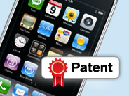 iPhone patent image