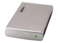 WiebeTech ToughTech FS Mini - hard drive - 320 GB - FireWire / USB 2.0 / eSATA-300