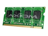 Axiom memory - 4 GB - SO DIMM 204-pin - DDR3