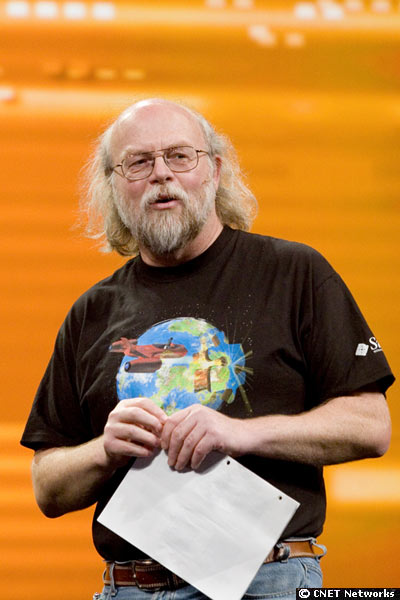 James Gosling at JavaOne