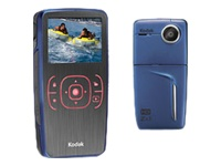 Kodak Zx1 HD Pocket Video Camera (blue)