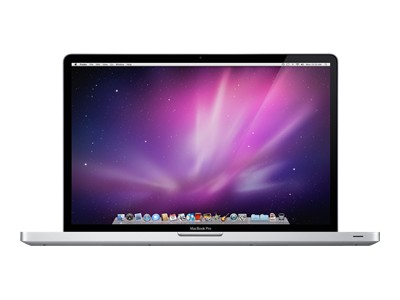 Apple MacBook Pro Spring 2010 (Core i5 2.53GHz, 4GB RAM, 500GB HDD, 17-inch)