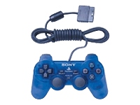 Sony Dual Shock 2 - game pad - wired