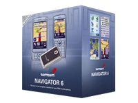 TomTom Navigator 6 Kit (Maps, 1GB MiniSD Card and GPS Receiver)