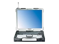 "Panasonic Toughbook 29 - 12.1"" - Pentium M - Win XP Pro - 256 MB RAM - 40 GB HDD"