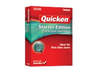 Quicken Starter Edition 2008