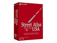 Street Atlas USA 2007 Plus - GPS software