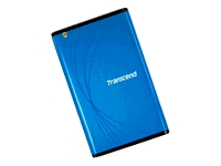 Transcend StoreJet Hard Drive (40GB, blue)